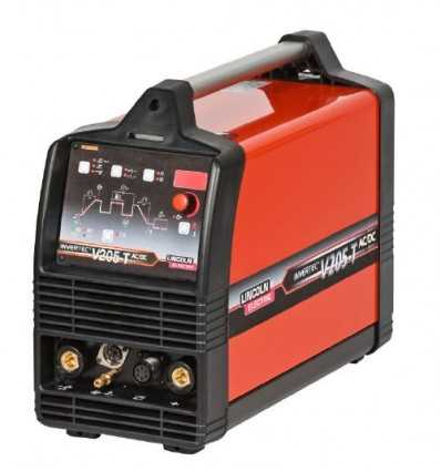 Spawarka TIG Lincoln Electric Invertec V205-T AC/DC - Lincoln Electric - image 1