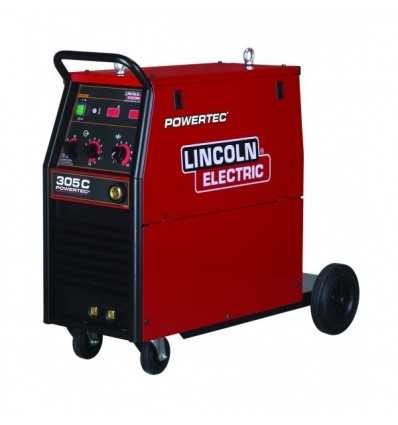 Spawarka MIG/MAG Lincoln POWERTEC 305C - Lincoln Electric - image 1