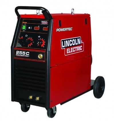 Spawarka MIG/MAG Lincoln POWERTEC 255C - Lincoln Electric - image 1