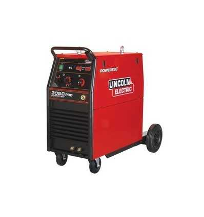 Spawarka MIG/MAG Lincoln POWERTEC 305C PRO - Lincoln Electric - image 1
