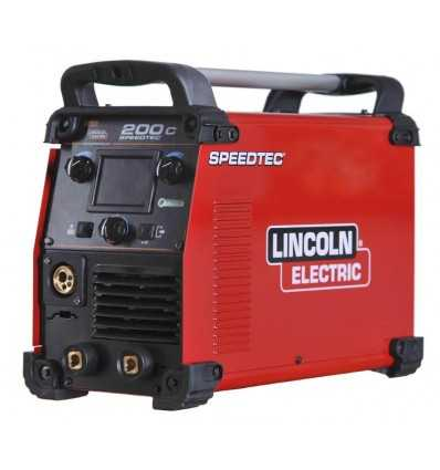 Spawarka Lincoln Speedtec 200C MIG/TIG/MMA - Lincoln Electric - image 1